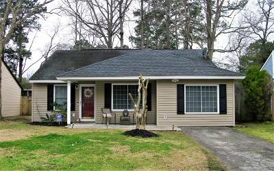 Berkeley County, Charleston County, Dorchester County Single Family Home For Sale: 189 Mickler Drive