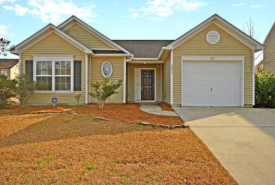 Ladson Single Family Home For Sale: 3537 Agape Ct