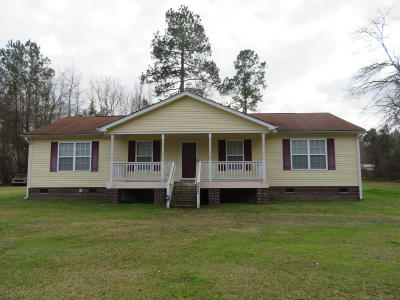 Walterboro Single Family Home For Sale: 532 5th Street