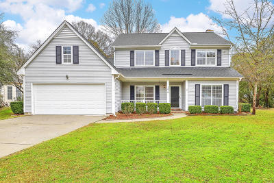 Mount Pleasant Single Family Home Contingent: 1312 Country Lane