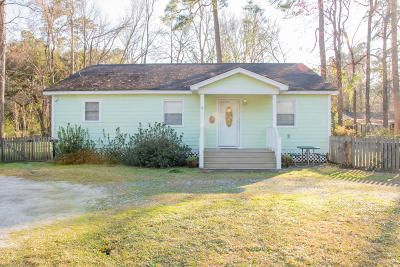 Summerville Single Family Home Contingent: 402 Golf Road