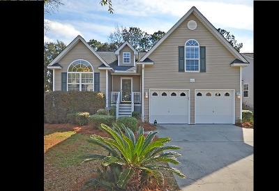 Johns Island Single Family Home Contingent: 3030 Penny Lane