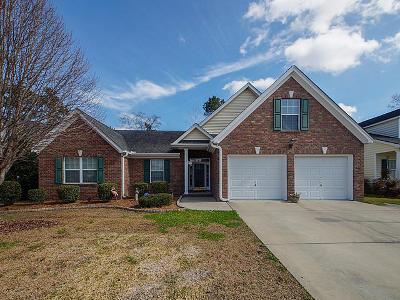 Summerville Single Family Home For Sale: 117 Melanie Lane