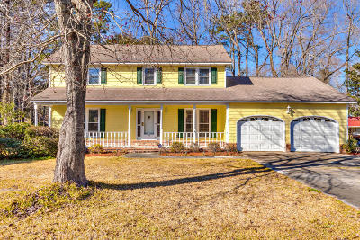 Summerville Single Family Home For Sale: 103 Stratford Drive