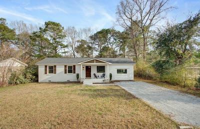 Berkeley County, Charleston County, Dorchester County Single Family Home For Sale: 802 Hoss Road