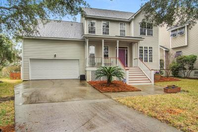 Seaside Plantation Single Family Home For Sale: 1258 Caperton Way