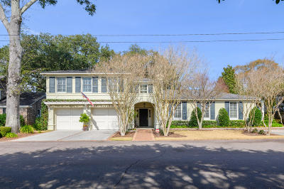 Charleston Single Family Home Contingent: 720 Jim Isle Drive