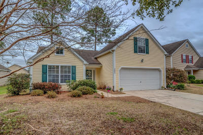 Summerville Single Family Home For Sale: 4805 Field Planters Drive