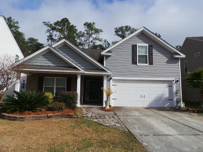 Ladson Single Family Home For Sale: 275 Sweet Alyssum Drive