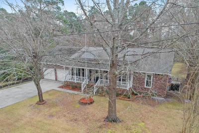 Summerville Single Family Home Contingent: 215 Wilson Drive