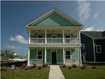 Charleston Single Family Home Contingent: 1033 Oak Bluff Avenue
