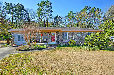 Goose Creek Single Family Home For Sale: 112 Hedge Row