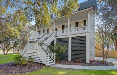 Charleston Single Family Home For Sale: 1124 Galleon Road