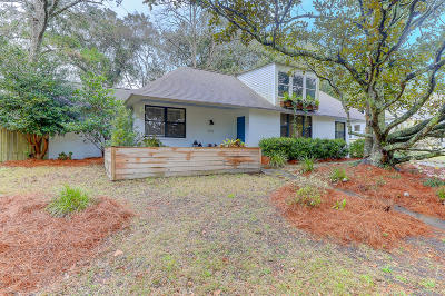 Charleston Single Family Home Contingent: 2158 Golfview Drive