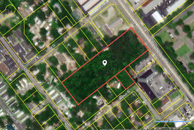 North Charleston Residential Lots & Land For Sale: 5663 Dorchester Road