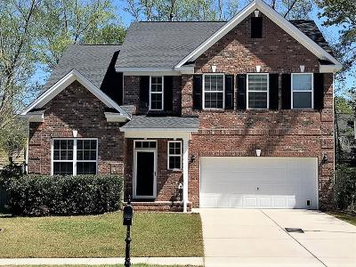 Summerville Single Family Home For Sale: 1057 Blockade Runner Parkway Parkway