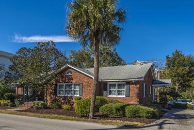 Charleston Single Family Home For Sale: 126 Beaufain Street