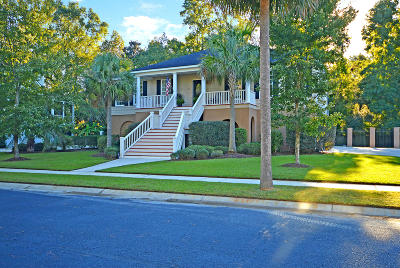Johns Island Single Family Home For Sale: 603 Two Mile Run