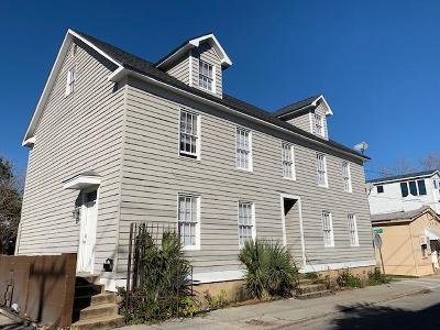 Charleston Multi Family Home For Sale: 32 Line Street