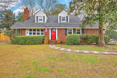 Charleston Single Family Home For Sale: 679 W Oak Forest Drive