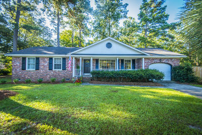 Summerville Single Family Home For Sale: 102 Marmet Court