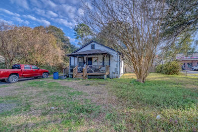 Summerville Single Family Home For Sale: 909 Central Avenue