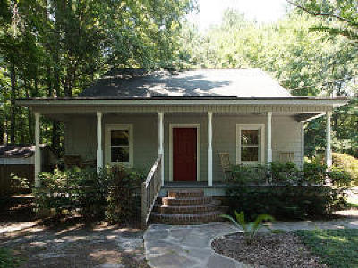 Summerville Single Family Home For Sale: 124 Charpia Avenue