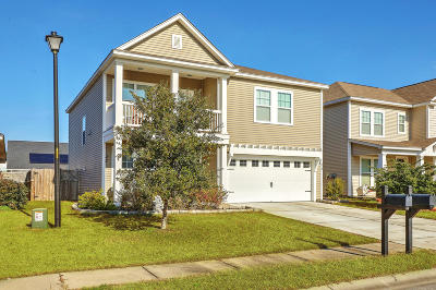 Berkeley County, Charleston County, Dorchester County Single Family Home For Sale: 212 Topsaw Lane