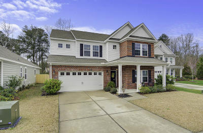 Ladson Single Family Home For Sale: 9727 Black Willow Lane