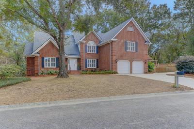 Mount Pleasant Single Family Home For Sale: 543 Flambeau Retreat