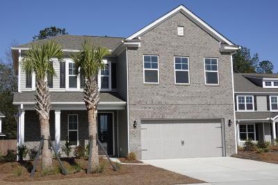 Johns Island Single Family Home For Sale: 1283 Hammrick Lane