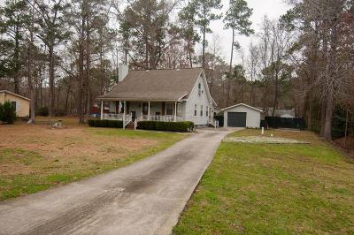 Dorchester County Single Family Home For Sale: 132 Pemberton Road