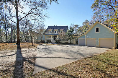 Johns Island Single Family Home For Sale: 1494 Ravens Bluff Rd