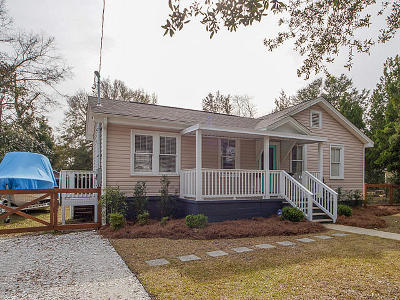 Charleston Single Family Home For Sale: 1509 Gardenia Road