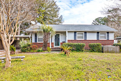 North Charleston Single Family Home For Sale: 4412 Abby Dr