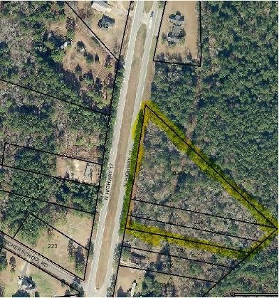 Awendaw Residential Lots & Land For Sale: 6621 No. Highway 17