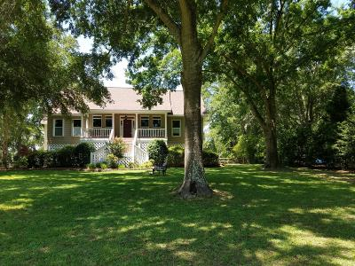 Single Family Home For Sale: 4415 Lord Proprietors Road