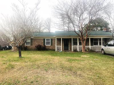 Goose Creek Single Family Home For Sale: 114 Stewart Street
