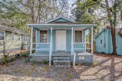 North Charleston Single Family Home For Sale: 4508 Durant Avenue