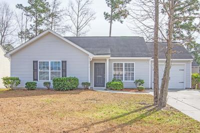 Moncks Corner Single Family Home For Sale: 238 White Street