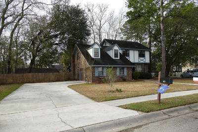 Summerville Single Family Home For Sale: 107 Smythe Drive