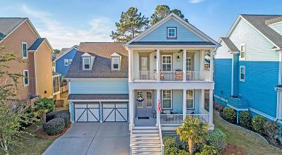 Mount Pleasant Single Family Home For Sale: 4057 Blackmoor Street