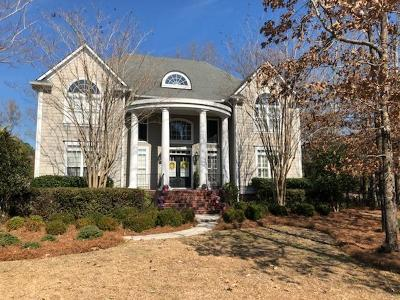 Single Family Home For Sale: 2484 Darts Cove Way