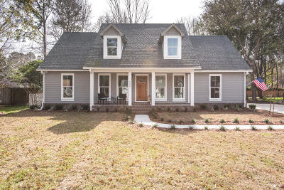 Mount Pleasant Single Family Home For Sale: 986 Colonial Drive