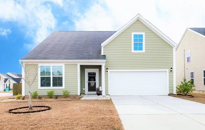Ladson Single Family Home Contingent: 1115 Friartuck Trail