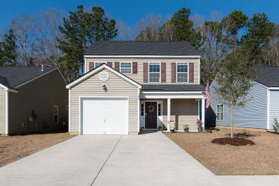 Charleston County Single Family Home For Sale: 142 Keaton Brook Drive