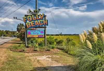 Folly Beach Attached For Sale: 93 Mariners Cay Drive