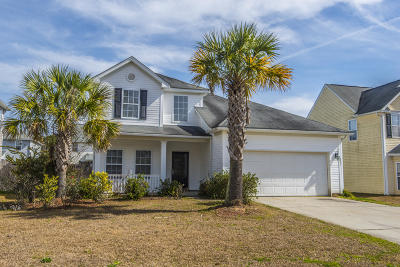 Summerville Single Family Home For Sale: 3021 Argyll Drive