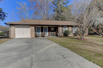 Ladson Single Family Home For Sale: 338 Oxford Road