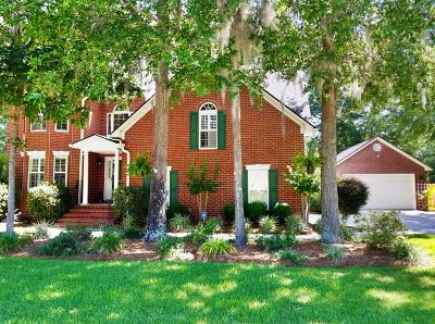 Crowfield Plantation Single Family Home For Sale: 663 Hamlet Circle